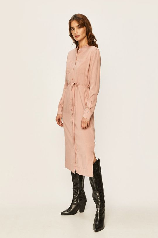 Calvin Klein - Šaty růžová