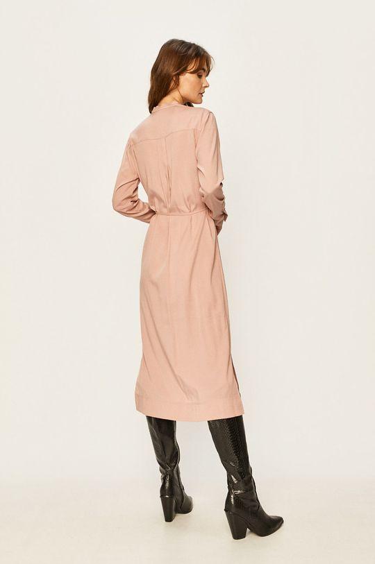 Calvin Klein - Šaty 61% Lyocell, 39% Viskóza