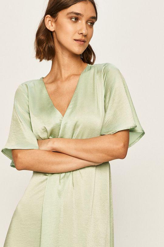 Vila - Sukienka jasny zielony