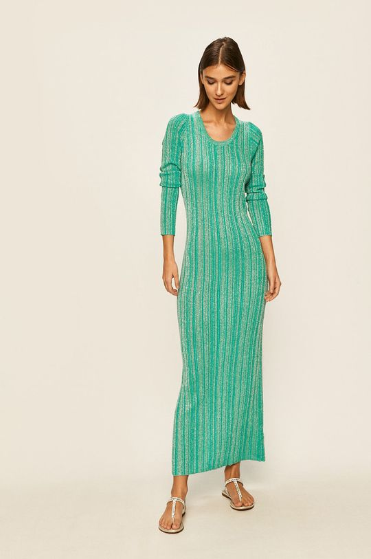 Guess Jeans - Rochie verde
