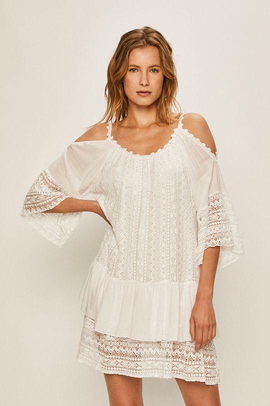 білий Guess Jeans - Сукня Жіночий