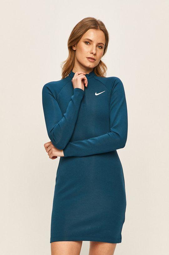 бірюзовий Nike Sportswear - Сукня Жіночий