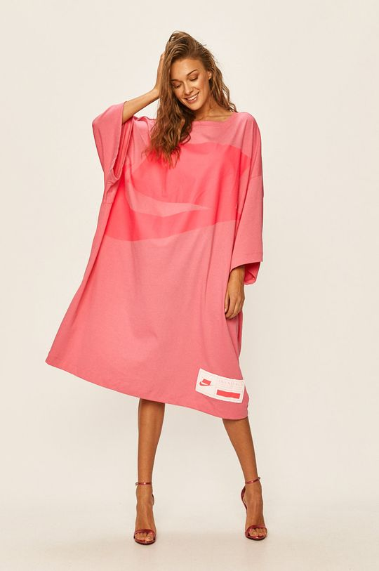 růžová Nike Sportswear - Šaty Dámský