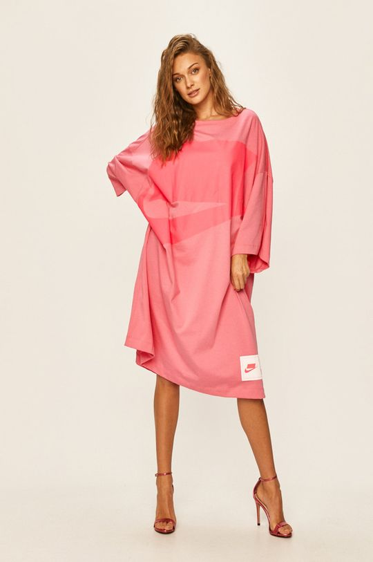 růžová Nike Sportswear - Šaty