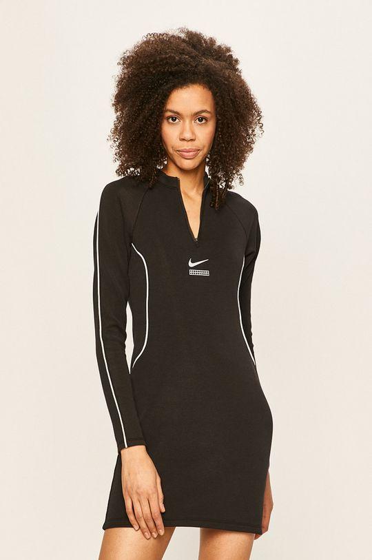černá Nike Sportswear - Šaty Dámský