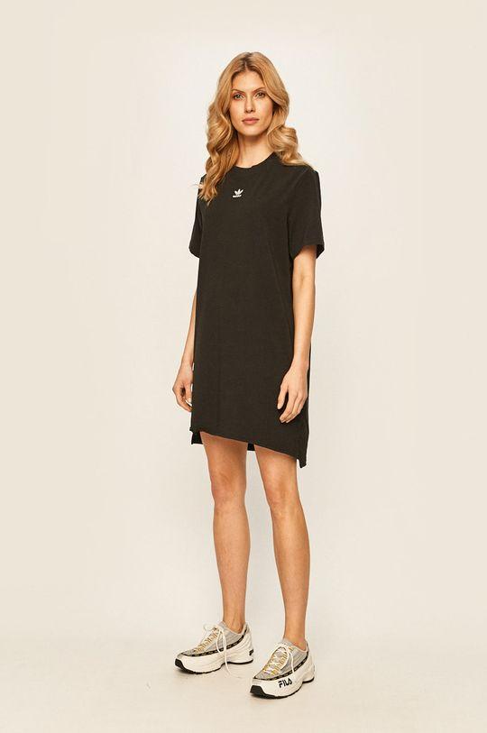 adidas Originals - Šaty černá