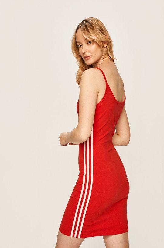 adidas Originals - Šaty 93% Bavlna, 7% Elastan