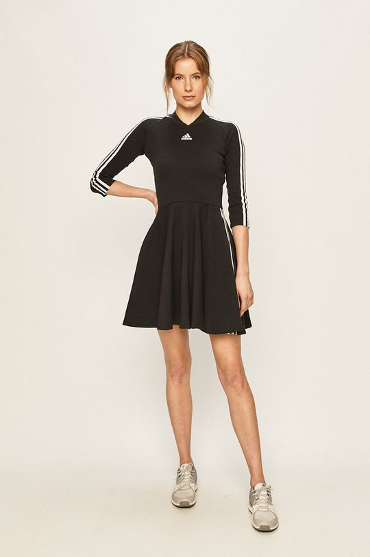 adidas Performance - Šaty černá
