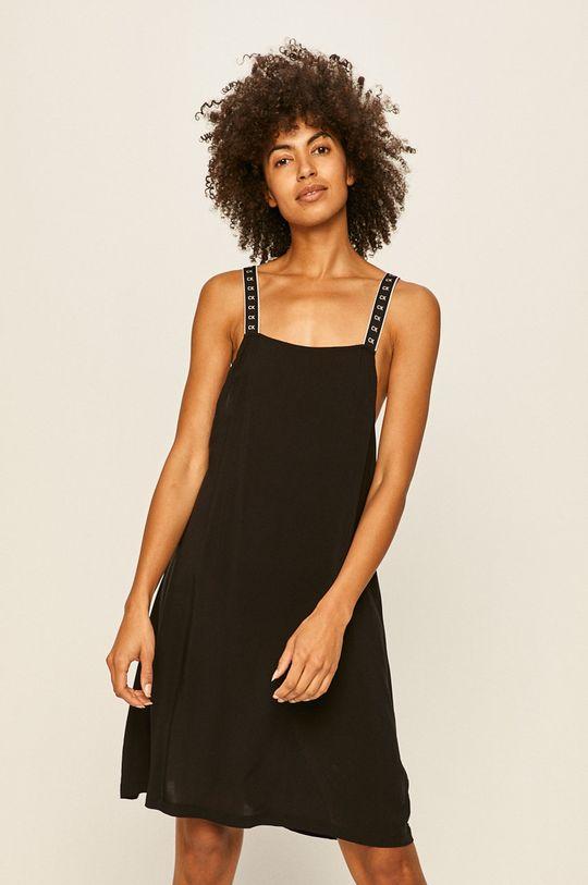 černá Calvin Klein - Plážové šaty Dámský