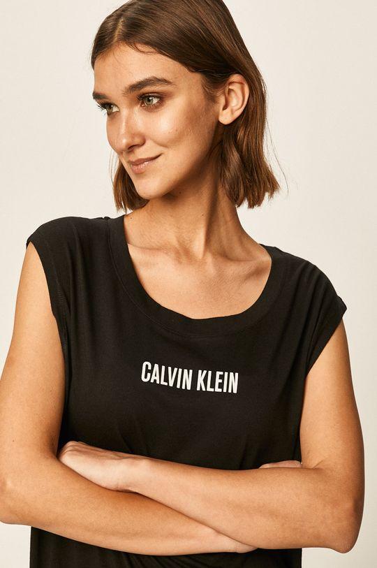 černá Calvin Klein - Plážové šaty