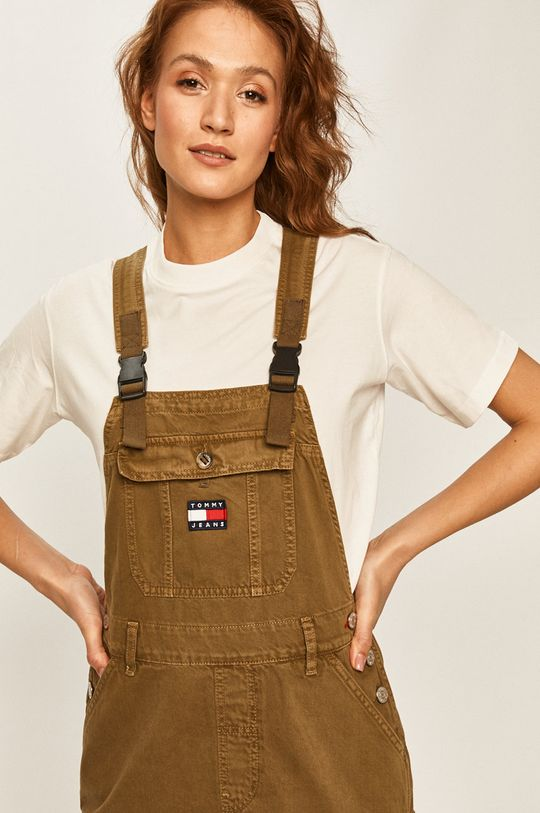 verde Tommy Jeans - Rochie jeans