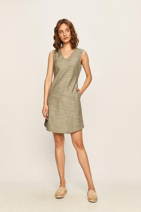 Columbia - Šaty zelená
