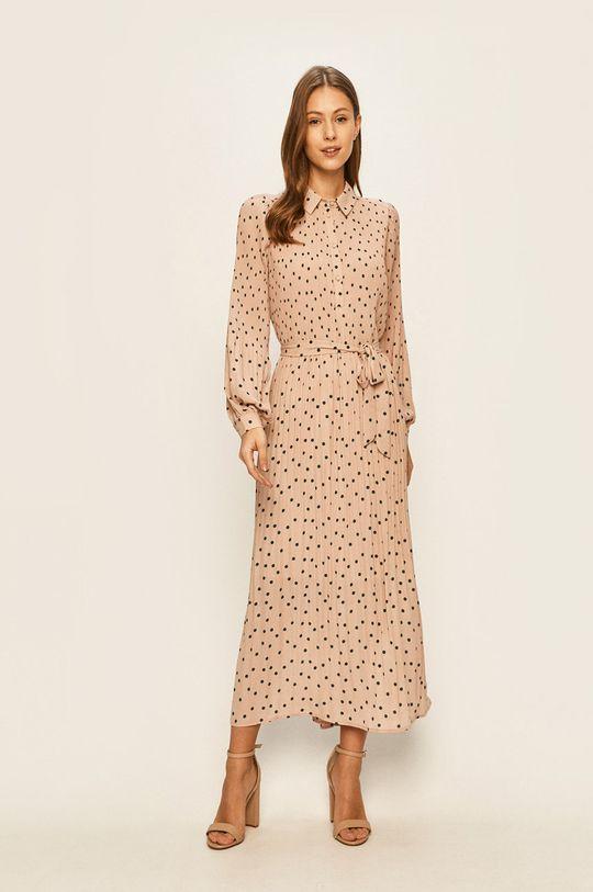 pastelowy różowy Vero Moda - Sukienka Damski