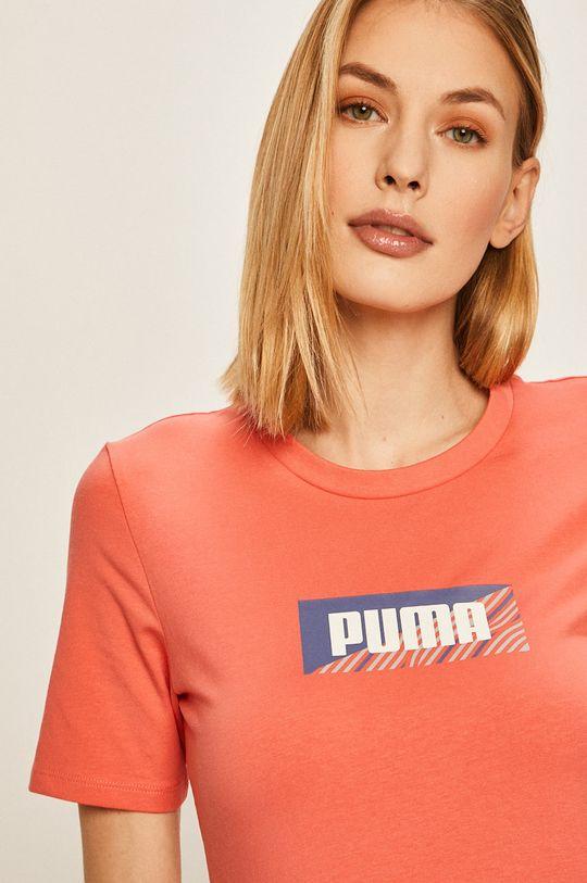 roz Puma - Rochie
