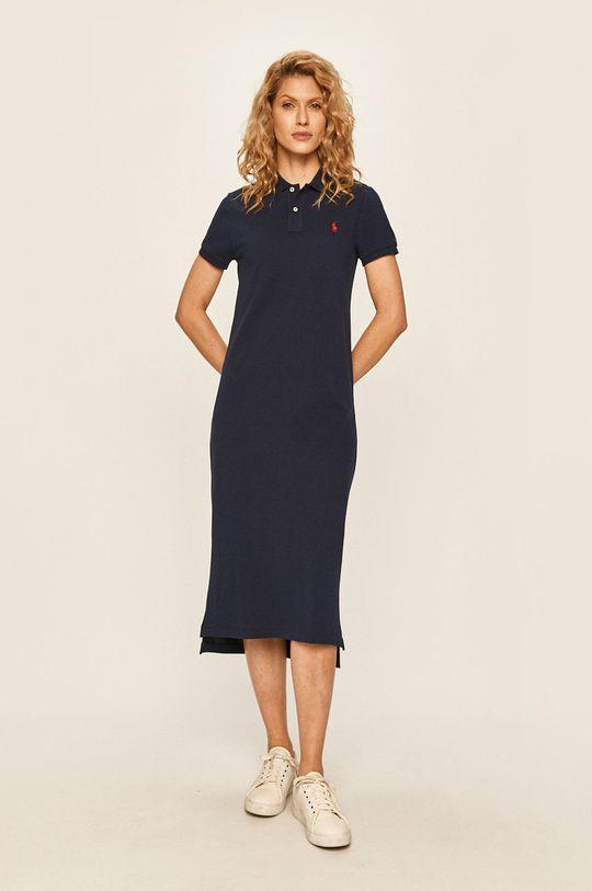 Polo Ralph Lauren - Šaty námořnická modř