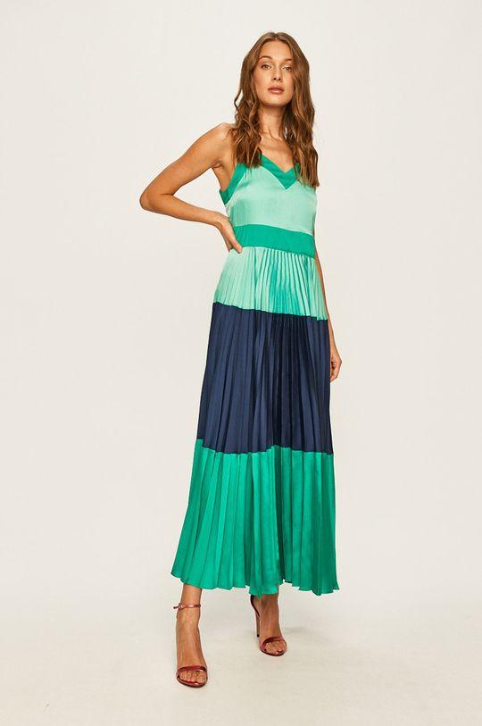 tyrkysová modrá Twinset - Šaty