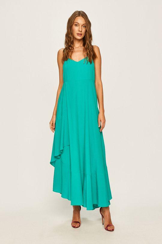 zielony Twinset - Sukienka Damski