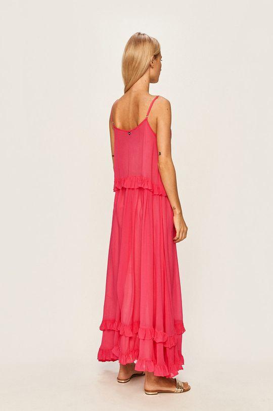 Twinset - Sukienka Materiał 1: 100 % Wiskoza, Materiał 2: 100 % Bawełna