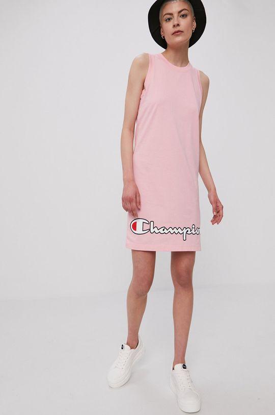 růžová Champion - Šaty Dámský