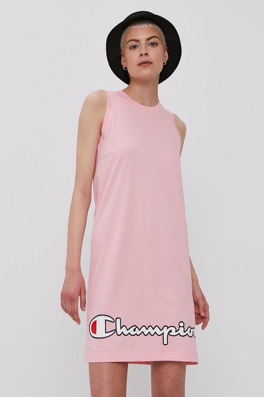 Champion - Šaty růžová