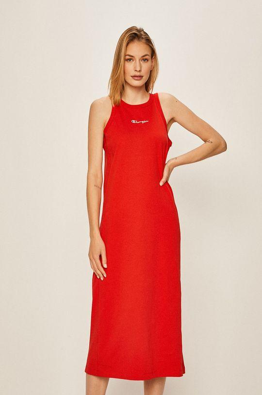 Champion - Sukienka czerwony
