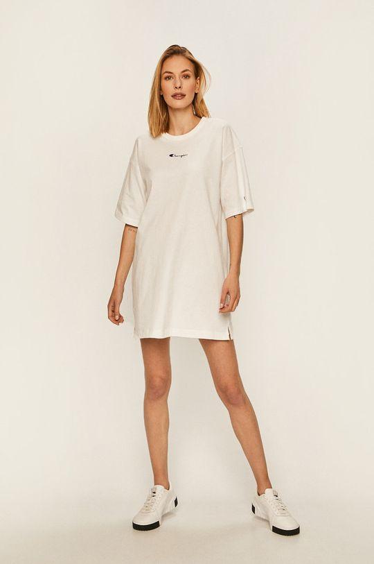 Champion - Šaty bílá