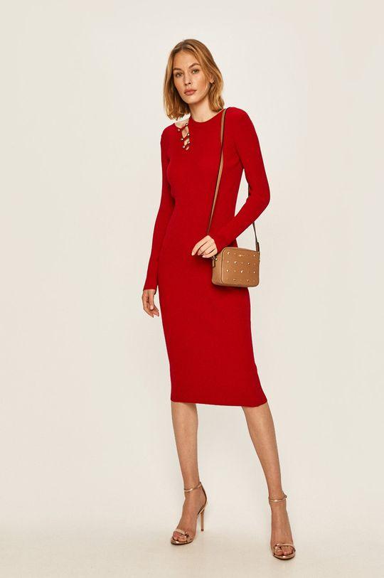 Liu Jo - Sukienka czerwony