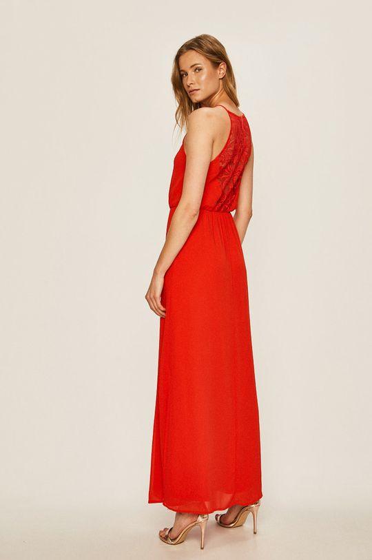 ostry czerwony Vila - Sukienka