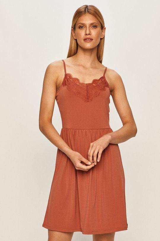 brudny róż Vero Moda - Sukienka Damski