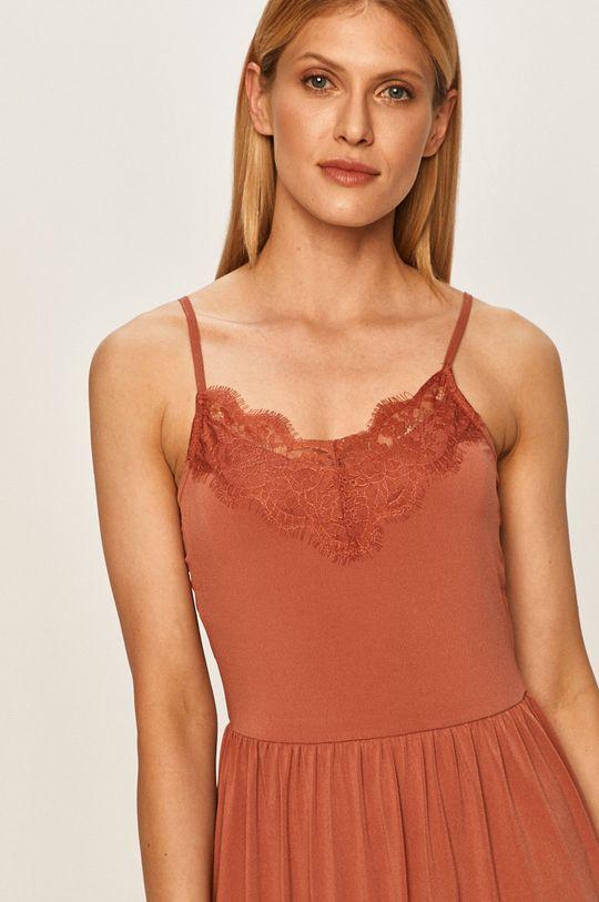 brudny róż Vero Moda - Sukienka