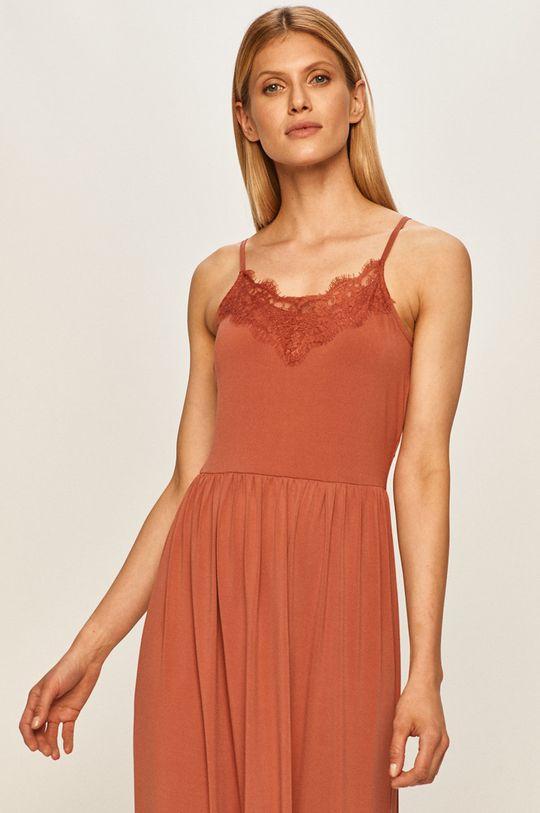 staroružová Vero Moda - Šaty