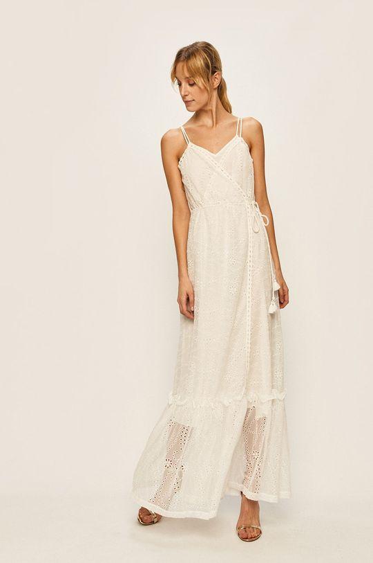 Pinko - Šaty bílá