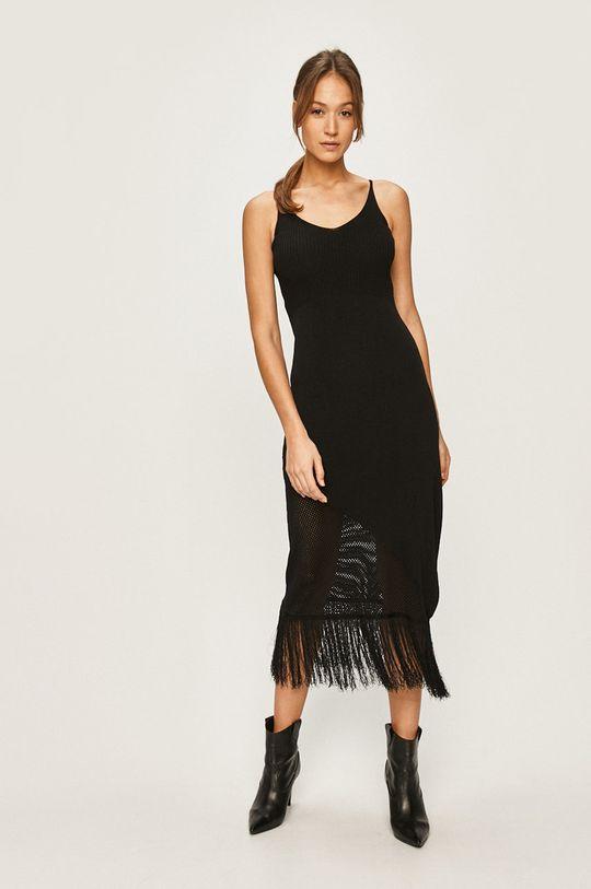 černá Pinko - Šaty Dámský