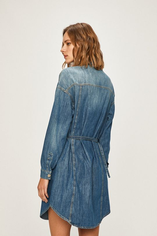Pinko - Džínové šaty 100% Bavlna