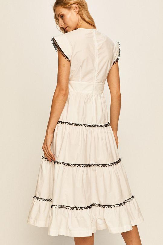Pinko - Šaty Hlavní materiál: 97% Bavlna, 3% Elastan Ozdobné prvky: 100% Polyester