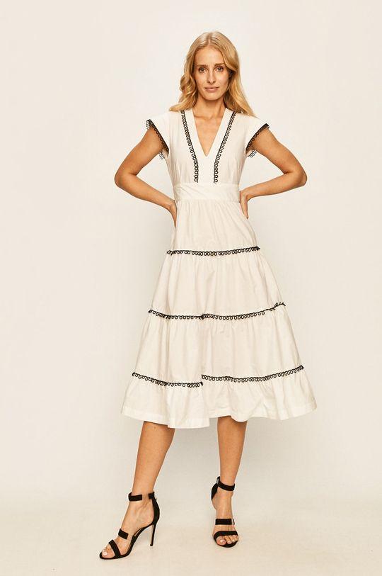 bílá Pinko - Šaty