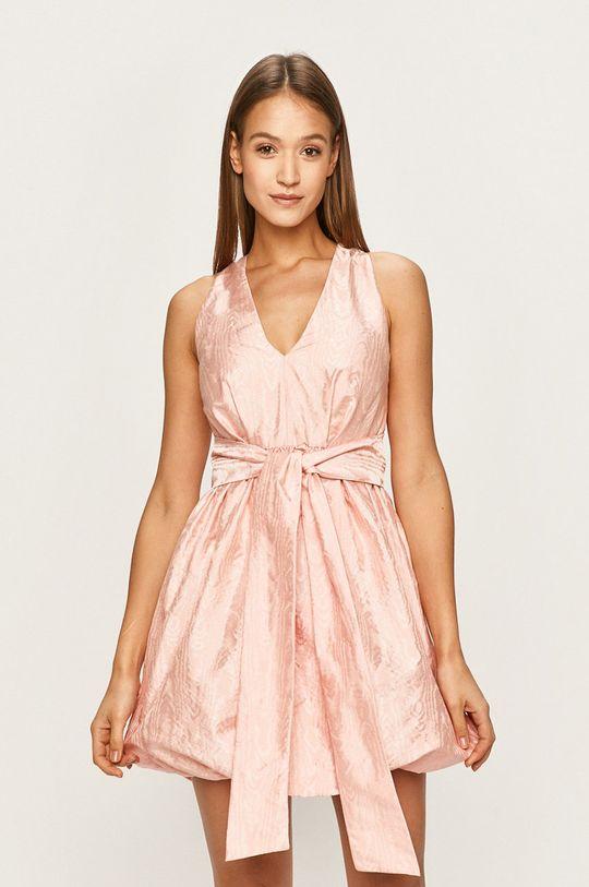 pastelová ružová Pinko - Šaty Dámsky