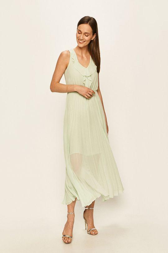 světle zelená Only - Šaty