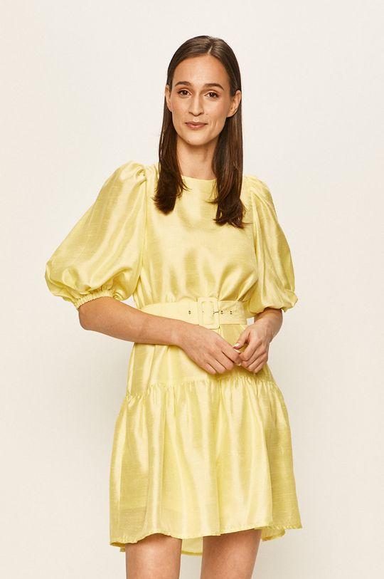 jasny żółty Vero Moda - Sukienka Damski