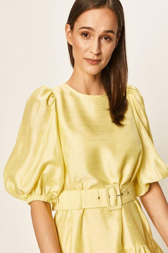 jasny żółty Vero Moda - Sukienka