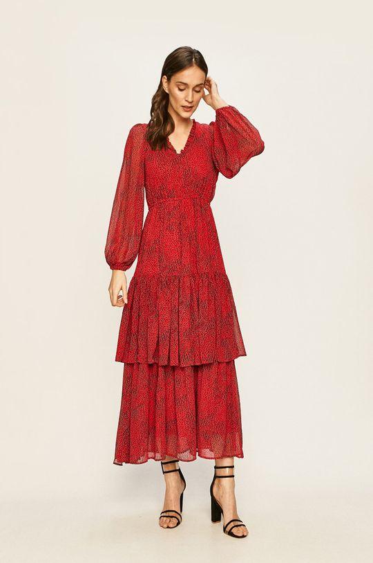 ostry czerwony Vero Moda - Sukienka/tunika 10232330 Damski