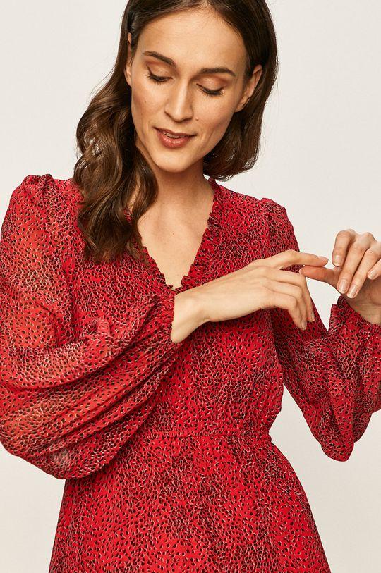 ostry czerwony Vero Moda - Sukienka/tunika 10232330