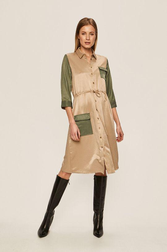Vero Moda - Sukienka cyraneczka