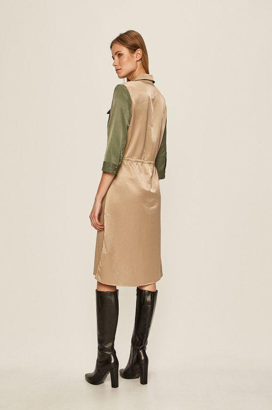 Vero Moda - Sukienka 35 % Poliester, 65 % Wiskoza