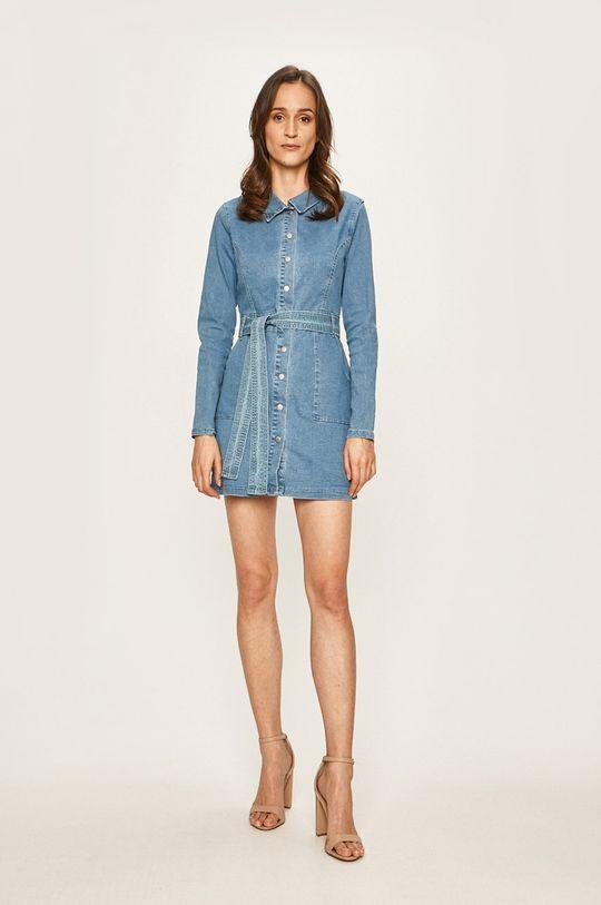 Glamorous - Джинсова сукня блакитний