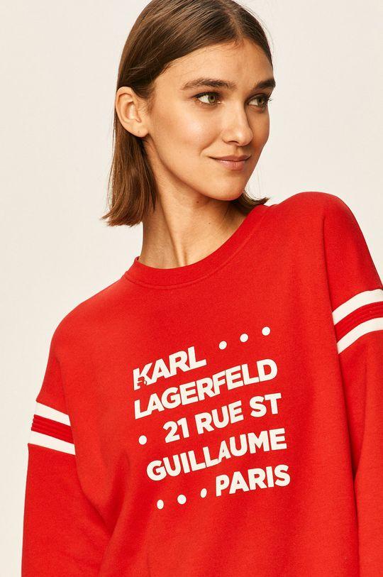rosu Karl Lagerfeld - Rochie