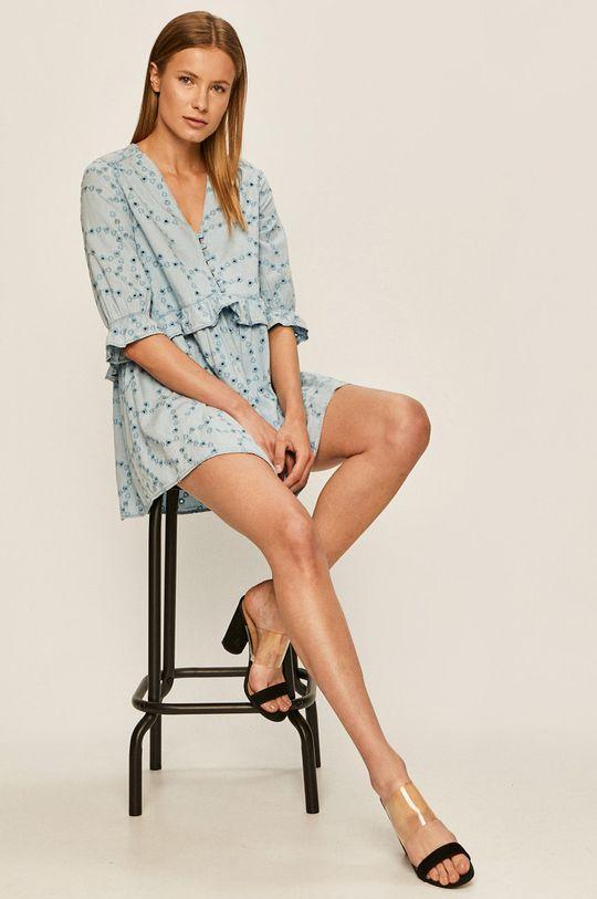 Vero Moda - Tunika niebieski