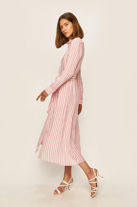 růžová Polo Ralph Lauren - Šaty