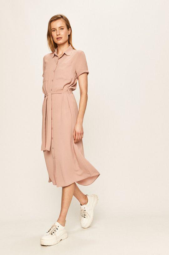 Jacqueline de Yong - Сукня брудно-рожевий