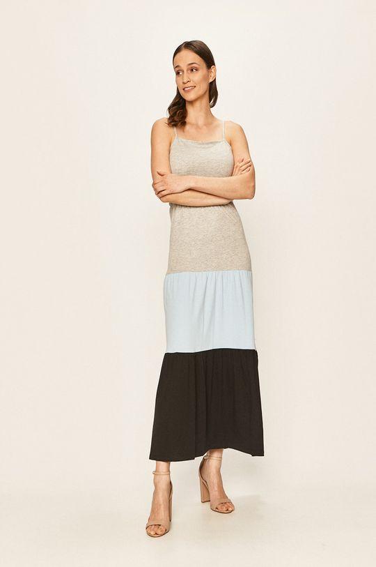 Jacqueline de Yong - Šaty světle šedá